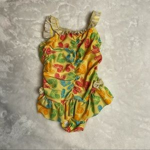 Absorba Toddler Heart Bathing Suit Size 3T